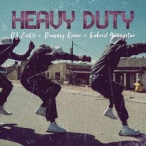 Dammy Krane - Heavy Duty Ft. DJ Zinhle & Gabriel Youngsta
